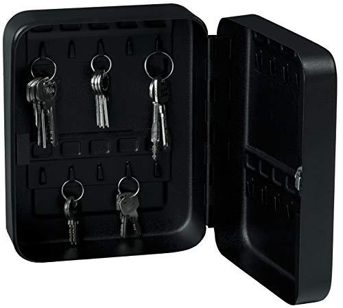 Yale ykb/540/CB2 – Armario para llaves, negro, 30 x 24 x 8
