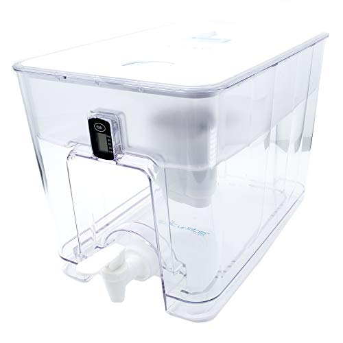 Epic Pure | Countertop Water Filter Dispenser for Drinking Water | 36 Cup |...