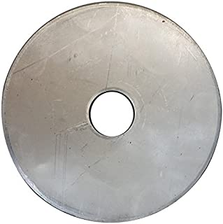 Pepperfish XL Stainless Washers for Low Profile Survey Stakes - 4 Pack