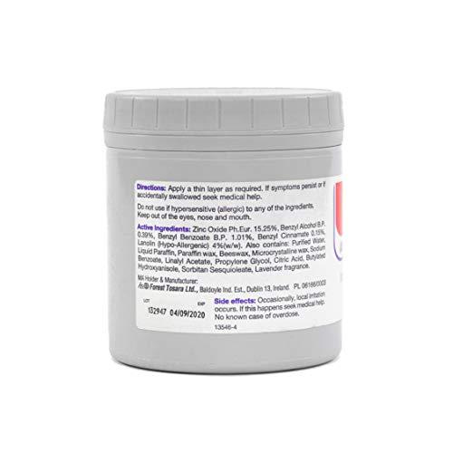 Sudocrem 400 g Antiseptic Healing Cream: Nappy Rash | Eczema | Surface Wounds | 1 TUB