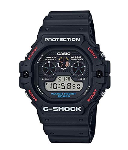 Casio Reloj de Pulsera DW-5900-1ER