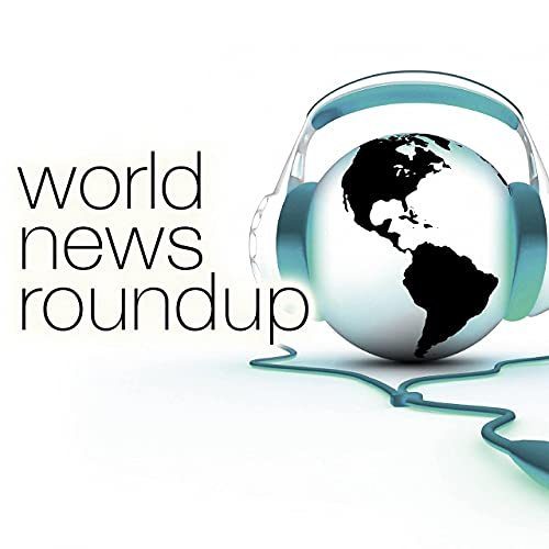 CBS World News Roundup Podcast By Audacy cover art