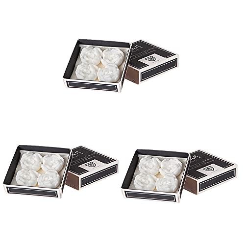 MATHILDE M. - 3 x decoraciones de cera fundida perfumada para derretir...