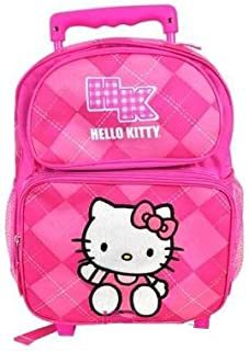 sanrio rolling backpack