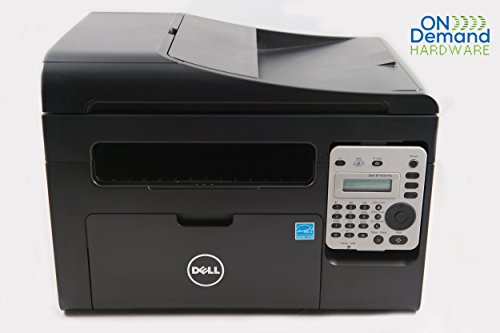 Dell Computer B1165nfw Wireless Monochrome Printer with Scanner, Copier and Fax