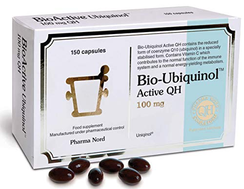 BioActive Q10 Uniquinol 100mg - 150caps