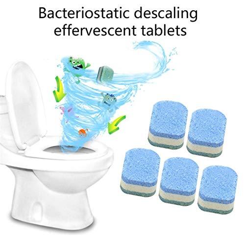 5Pcs / Pack Pulizia detergente per WC