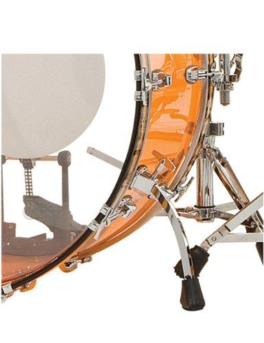 Ludwig Amber Vistalite Zep Drum Set, 5 Pieces  John Bonham & Led Zeppelin Replica Drum Kit of Bass, Tom, 2 Floor Toms & Snare