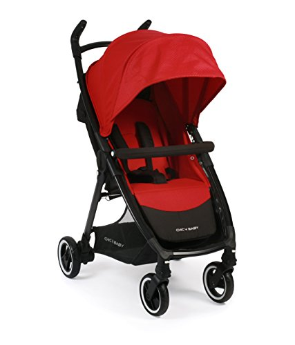 CHIC 4 BABY 145 10 Poussette Robbie, rose