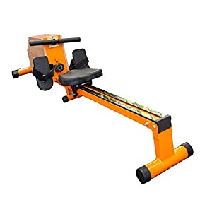Mindful Living | Rowing Machine (Oragne)