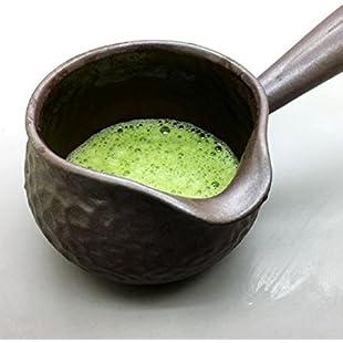 Jiaa Matcha bowl matcha teapot tea set handmade,gray,One size:Savelaguasia