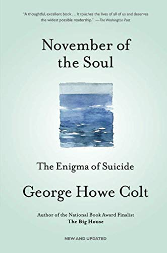 November of the Soul: The Enigma of Suicide