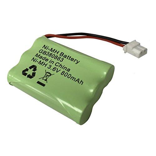 Motorola MBP481 Digital Video Baby Monitor Battery Pack 3.6V Rechargeable...