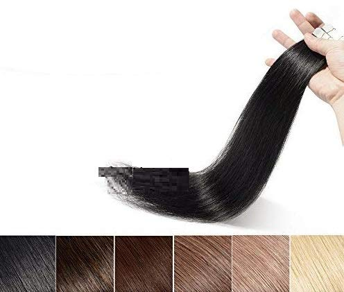 22 INCH #1B TAPE HAIR Bombing new Ranking TOP20 work IN EXTENSION 50G