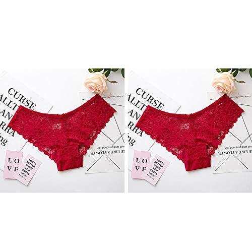 1/2 stks vrouwen ondergoed lingerie sexy kant transparant slipje verleidelijk mooie slips hoge kwaliteit lage taille vrouwen