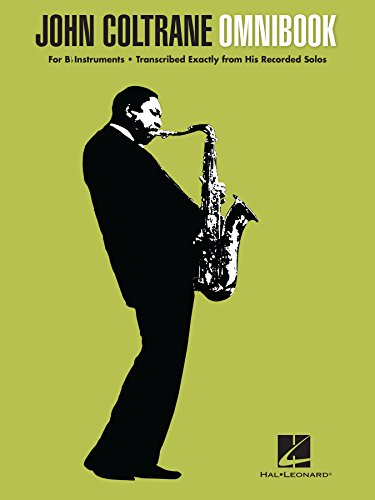 John Coltrane - Omnibook - B-Flat Instruments (English Edition)