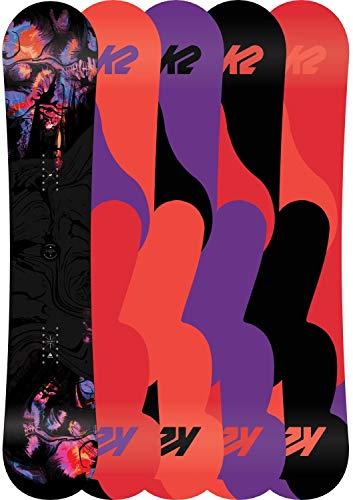 K2–First Lite Snowboard, Donna, 11C0020.1.1.146, Multicolore, 146 cm