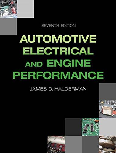Automotive Electrical and Engine Performance (2-downloads) (Halderman Automotive Series)