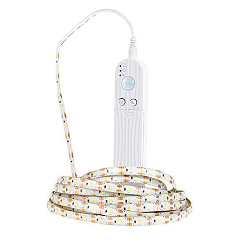 LED luci di striscia Luce della stringa con sensore di movimento LED impermeabile luce di notte per le luci decorative del partito di illuminazione casa 0.5M LED