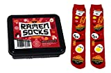 Clover Company Funny Novelty Socks - Ramen Noodles - Fun Gifts for Teenage...