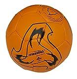 Adidas Fevernova Terrain Football Invierno Naranja Original Vintage 2002 Fabricado en Pakistán Talla 4