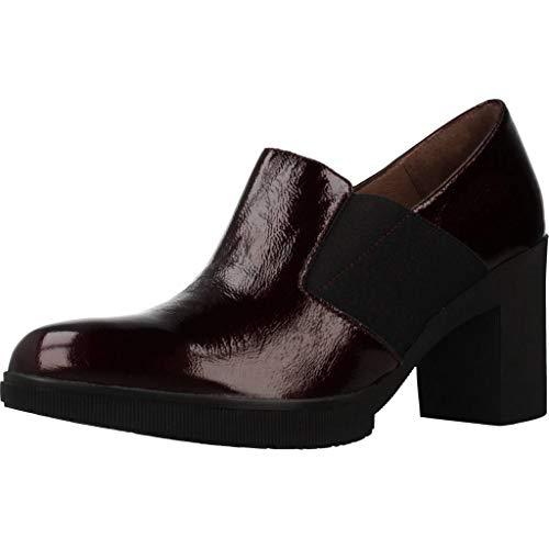 Wonders Zapatos Mujer M3722 para Mujer Rojo 38 EU