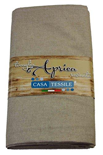 CASA TESSILE Tissu de Liaison résine résistant aux Taches APRICA - 6 Seats 140x180 cm.