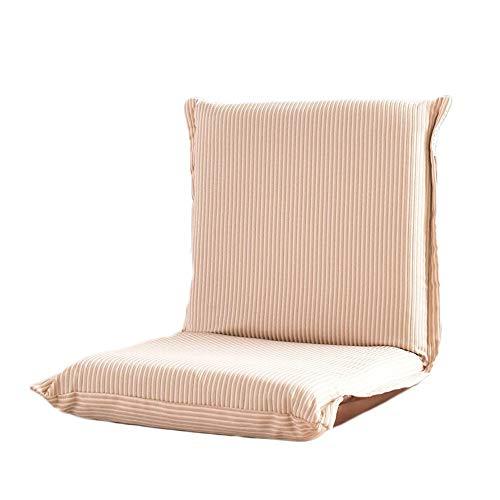 YLCJ Faules Sofa enkele kleine slaapbank stoel hangstoel klapcomputer sofa stoel vloer stoel + (kleur: B)