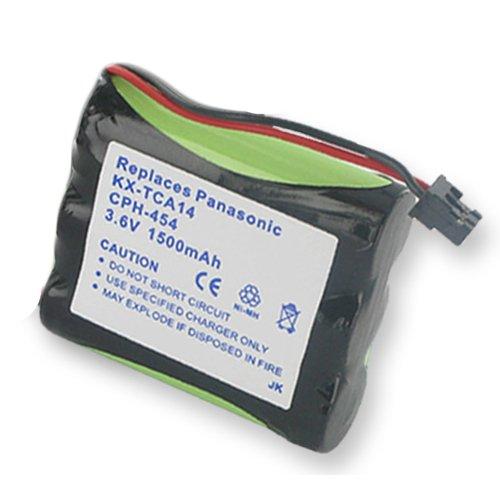 Panasonic P-P504 Cordless Phone Battery 3.6 Volt, Ni-MH 1500mAh - Replacement For PANASONIC HHR-P505