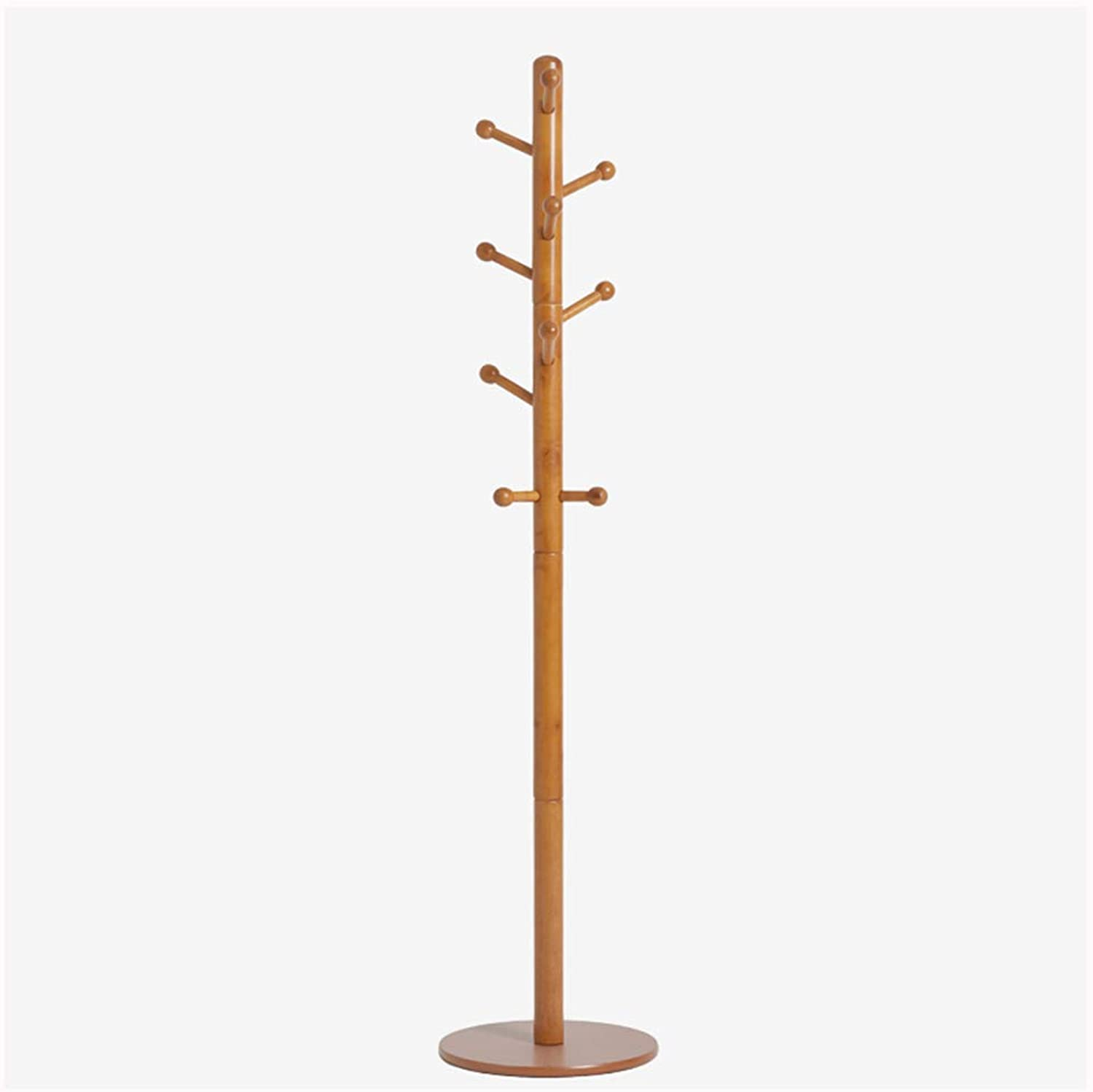 Qi_Hallway Furniture Coat Stand Clothes Rack Hat Coat Rack and Coat Stand with Umbrella Holder Hooks for Umbrella Hat Hanging All Kinds of Clothes, Coats Standing Coat Racks
