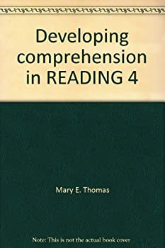 Hardcover Developing comprehension in READING 4 Book