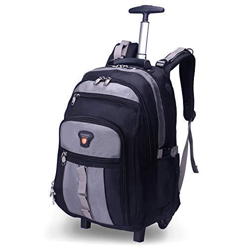 kroeus(クロース)リュックキャリー キャリーバッグ ノートPC収納 3Way トロリーバッグ 人気 旅行用 出張カバン 撥水加工 リュックサック アウトドア 1年保証付き 20