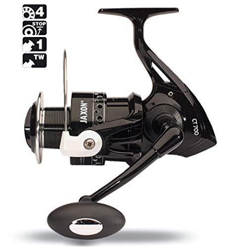 Jaxon Welsrolle TOP Catfish CT Angelrolle Spinrolle Wallerrolle Großfischrolle (Top Catfish/KJ-CFA700)