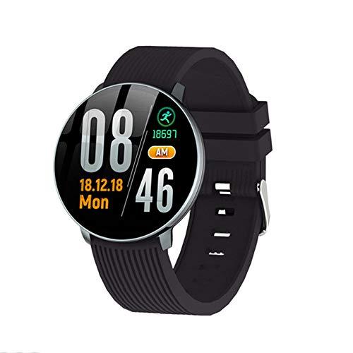 ZNSBH Smart Watch, Activiteit Tracker SMS&SNS Reminder,Smart Watches met Kleur Scherm, Waterdichte Auto Wake Screen Smartwatches voor Mannen Vrouwen