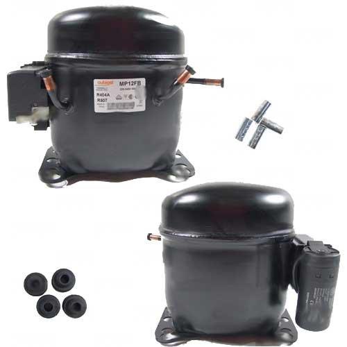 Compressore ermetico ACC ZEM Cubigel Huayi Electrolux MP12FB