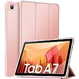 ZtotopCase Funda Tablet Samsung Tab A7 10.4 2020, Ultra Delgado y Ligero, con Función Atril para Funda Samsung Galaxy Tab A7 2020, Rosa