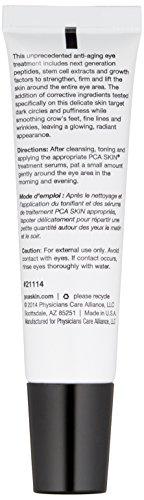 4121bPbSs7L - PCA Skin Ideal Complex Revitalizing Eye Gel, Firming & Anti-Aging Eye Treatment, Safe for Use on Eyelids, 0.5 oz.