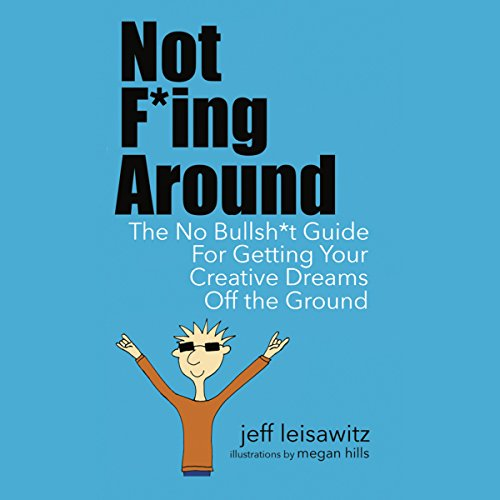 Not F--cking Around audiobook cover art