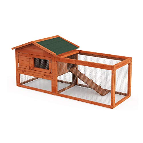 Round Rabbit Hutch