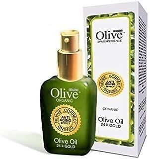 Olive Essence Organic Olive Oil, 24k Gold, 1 oz