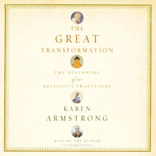 The Great Transformation audiobook cover art