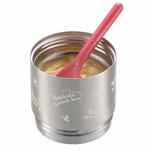 Richell(リッチェル)『おでかけランチくん保冷も保温もできる赤ちゃんのお弁当箱』