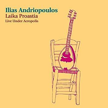 Laika Proastia: Live Under Acropolis