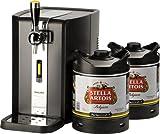 Tireuse à Bière PerfectDraft et 2 fûts 6L - 10 euros de consigne inclus (Tireuse à Bière - 2 fûts de Stella...