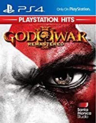 God of War III Remastered PlayStation Hits PS4 - PlayStation 4