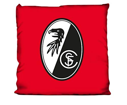 Unbekannt SC Freiburg - Kissen Velour - Motiv Wappen