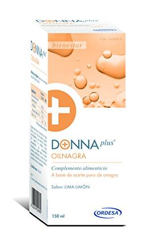 DONNAplus Oilnagra Líquido - 150 ml - 2,8ml al día.