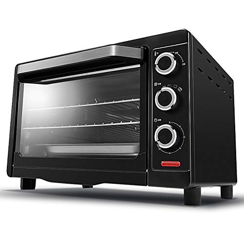 Fantastic Prices! QYJH- Household Oven - Multi-Function Countertop Oven -26L - with 60-minute timer ...