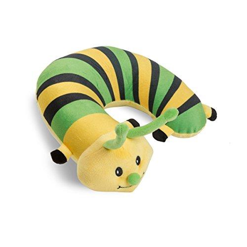 Almohada de viaje para niños Critter Piller