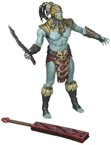Action Figure 'Mortal Kombat X' - Série 2 - Kotal Kahn - [Edizione: Francia]